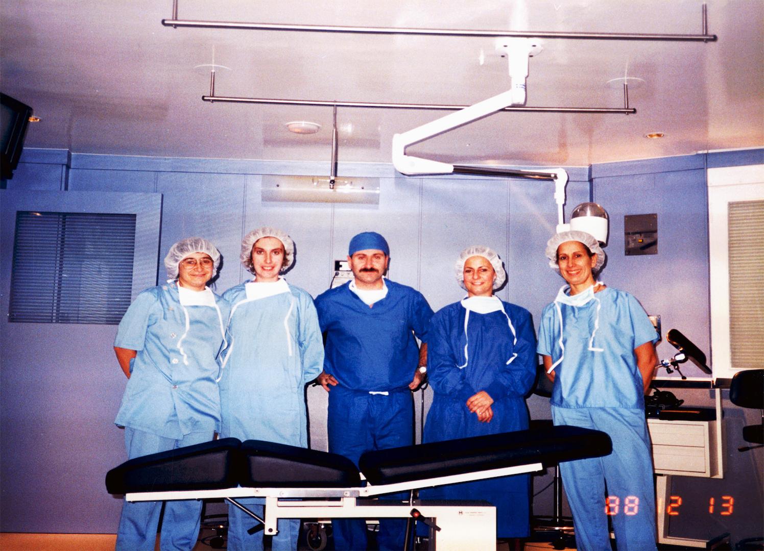 La Consulta dels doctors Rodríguez-Rusiñol compleix 40 anys (1976-2016)