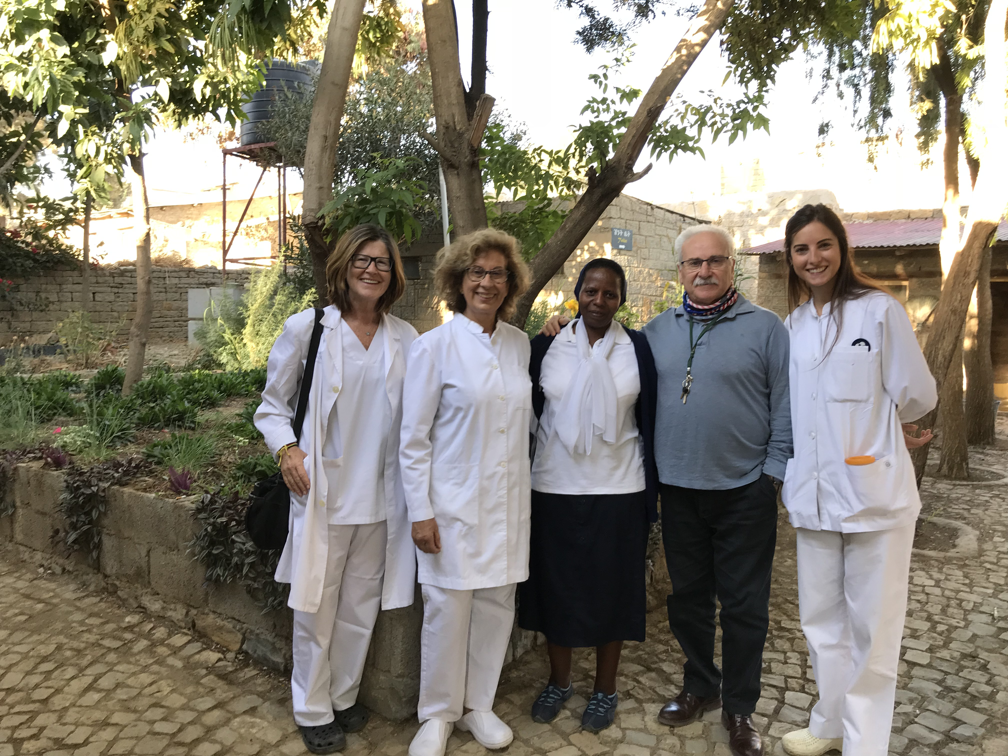 La Clínica Oftalmològica Rubí es torna a solidaritzar amb Etiòpia