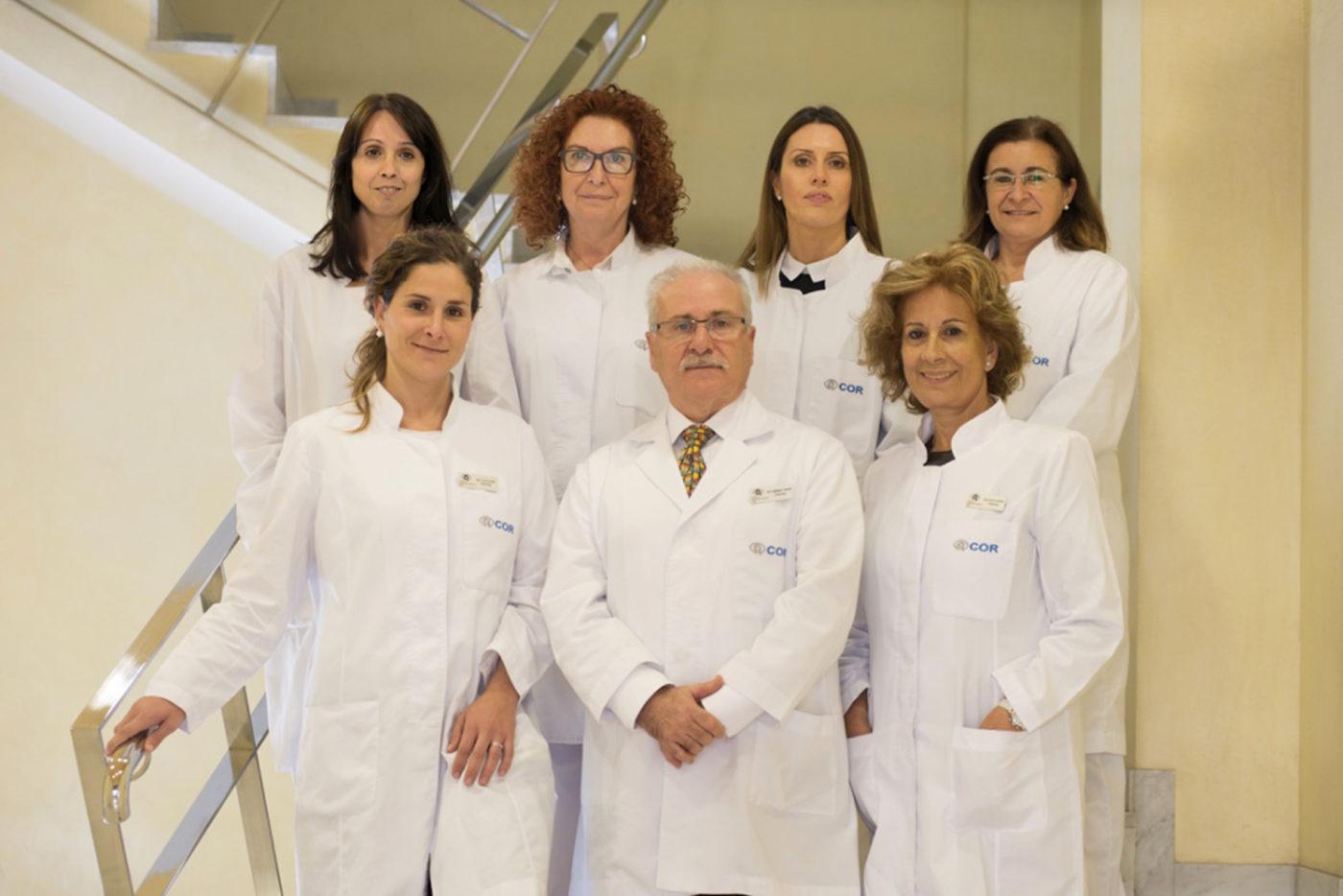 Equip Clínica Oftalmològica Rubí